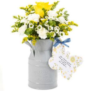 flower churn